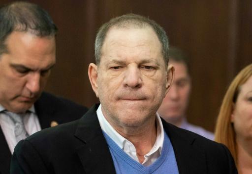 Un grand jury confirme l'inculpation de Weinstein pour viol et agression sexuelle