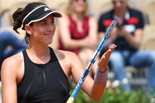 Roland-Garros: Muguruza stoppe Ferro au 2e tour