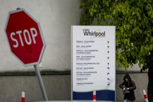 Dernier jour pour l'usine Whirlpool d'Amiens