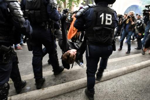 Mobilisations en mai: vives critiques contre une