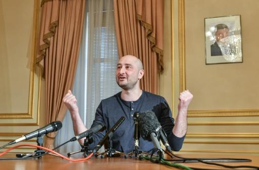 Sang de porc et morgue: Babtchenko raconte sa nuit parmi les morts