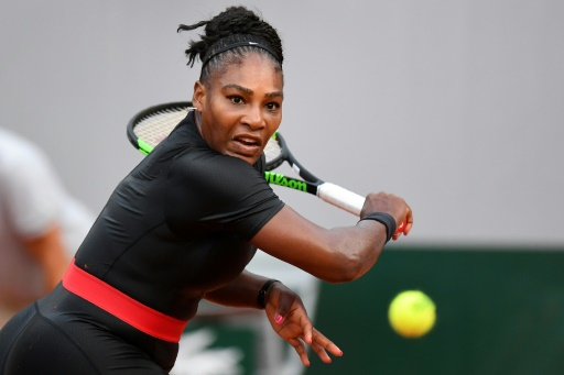 Roland-Garros: Serena Williams renverse Barty