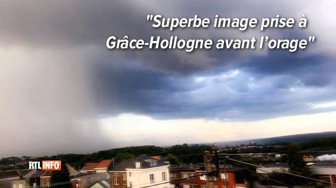 Les orages nous offrent aussi de beaux spectacles: voici vos magnifiques photos et vidéos