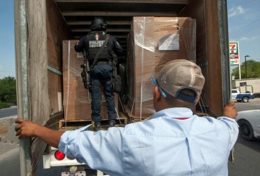 Transporter des marchandises au Mexique, une mission dangereuse