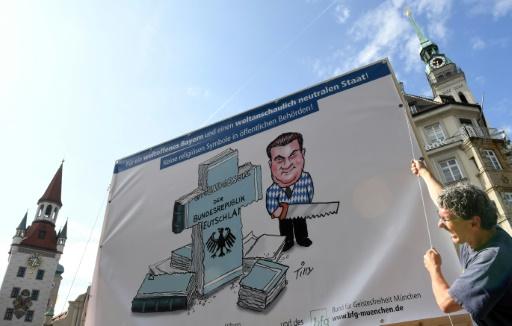 La Bavière impose un crucifix dans les bâtiments publics