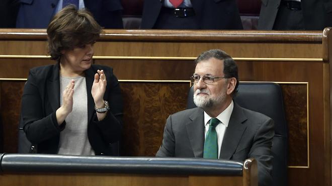 Le Parlement renverse Mariano Rajoy en Espagne: le socialiste Sanchez bientôt à la tête de l'Espagne