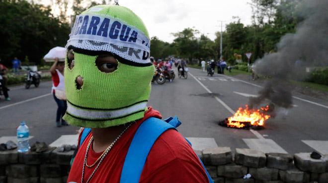 Répression sanglante au Nicaragua: une centaine de morts depuis mi-avril, Ortega s'accroche au pouvoir