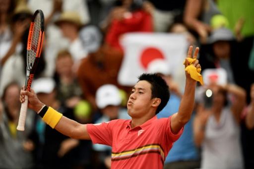 Roland-Garros: Kei Nishikori trop fort pour Gilles Simon