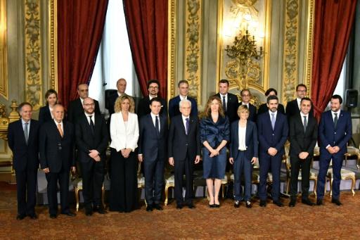 Italie: Giovanni Tria, un ministre de l'Economie proche de la Ligue mais pro-euro