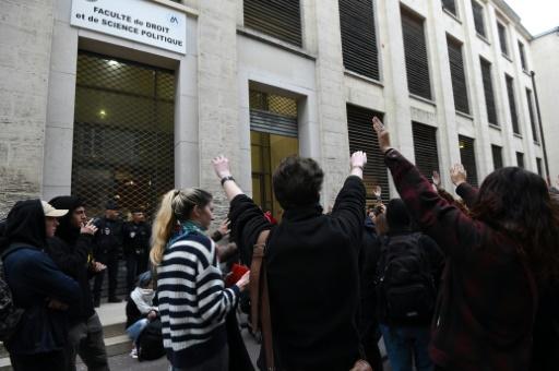 Fac de droit de Montpellier: syndicats et LDH pas satisfaits  du rapport du ministère