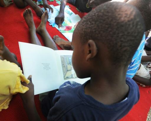 Foire littéraire en Haïti: l'amour du livre sans trop dépenser