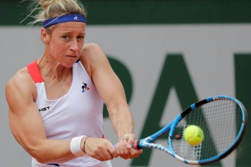 Roland-Garros: fin de parcours pour Parmentier et Simon