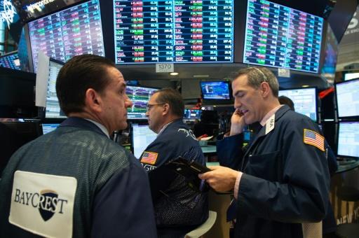 Wall Street portée par des chiffres solides sur l'économie américaine