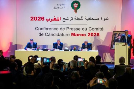 Mondial-2026: le Maroc reste dans la course face au trio USA-Canada-Mexique