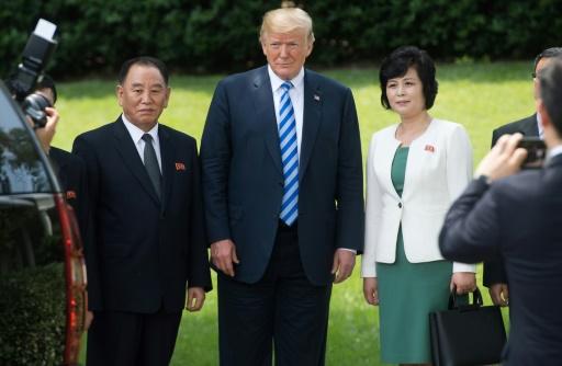 Trump bouleverse les normes diplomatiques en recevant le numéro 2 nord-coréen