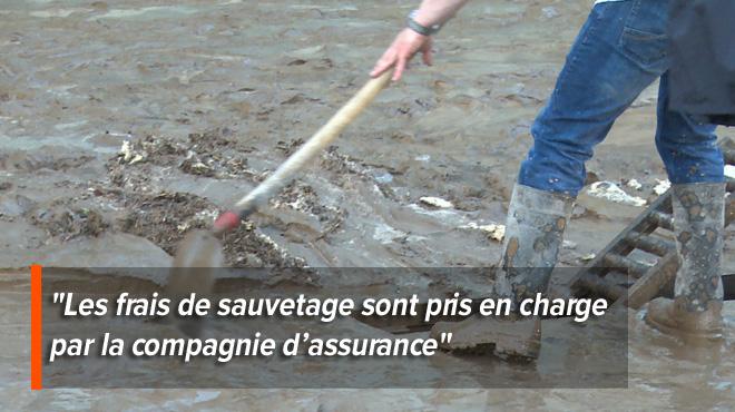 Après les violentes intempéries, l'heure est au constat: quelles démarches effectuer pour être indemnisé en cas d'inondations?
