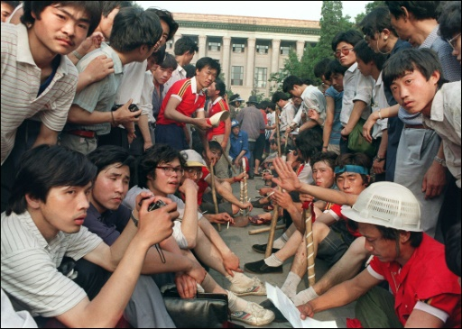 Tiananmen: des familles exhortent le président chinois Xi à
