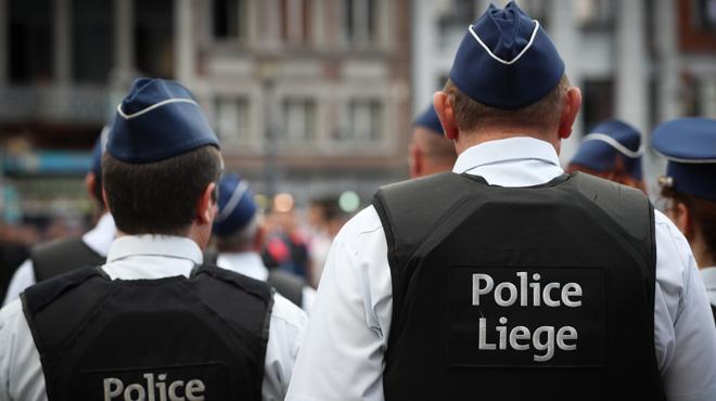 A Liège, un homme pousse violemment sa compagne contre un mur: elle se retrouve en incapacité de travail