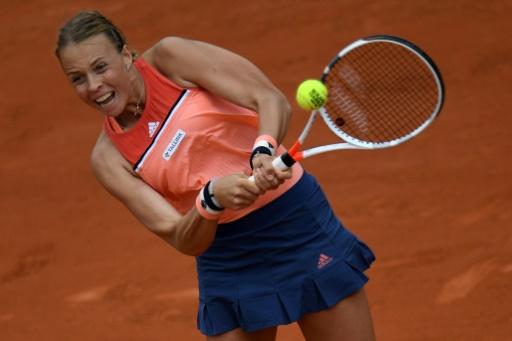 Roland-Garros: Kontaveit a fait craquer Kvitova