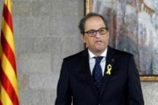 Catalogne: Torra appelle le nouveau Premier ministre espagnol à des pourparlers