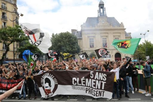 Cinq ans après Clément Méric, tensions toujours vives entre identitaires et