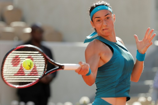 Roland-Garros: Garcia monte en puissance mais peine à conclure
