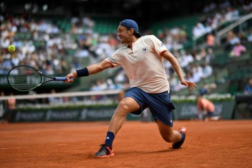 Roland-Garros: Pouille, terminus d'une campagne