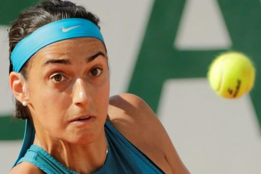 Roland-Garros: Garcia en 8e, dernière Française en lice
