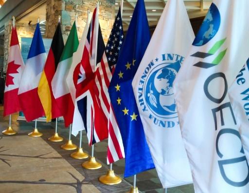 Le G7 Finances s'achève avec des États-Unis plus isolés que jamais