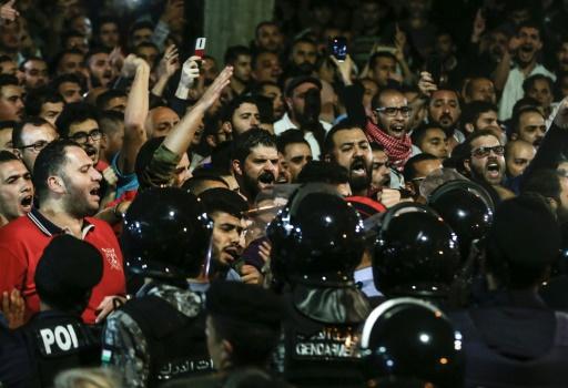 Jordanie: nouvelles manifestations contre hausse des prix et impôts