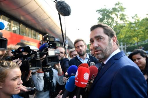 Crise migratoire: pour Castaner, la France et l'Europe n'ont