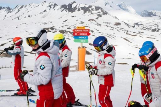 A Val d'Isère, le ski d'été prend ses quartiers avec 15 jours d'avance