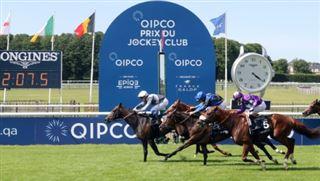 Prix du Jockey-Club- Le poulain Study Of Man offre un 6e sacre à Pascal Bary