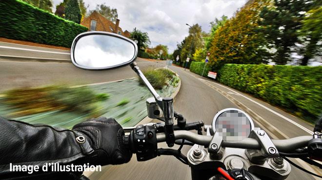 Un jeune motard perd la vie à Andenne: la collision ne lui a laissé aucune chance