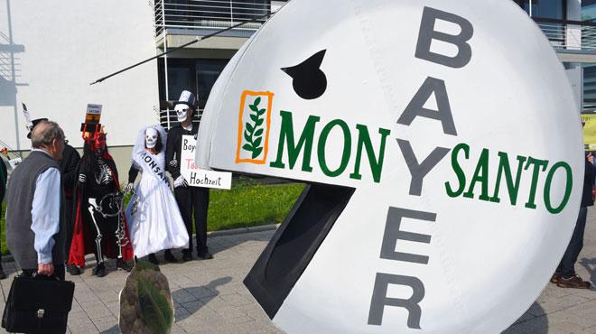 Bayer fait disparaître le nom Monsanto mais pas ses marques