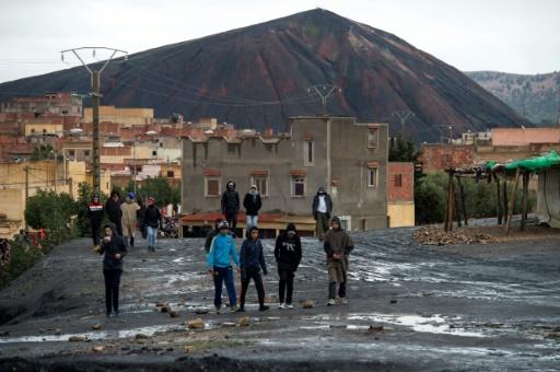 Le Maroc accusé d'avoir mené une campagne de répression dans une ex-cité minière