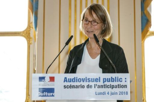 Nyssen lance la réforme de l'audiovisuel public