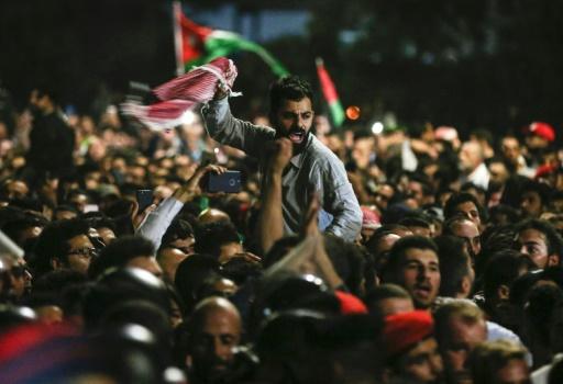 En Jordanie, la contestation sociale fait tomber le Premier ministre