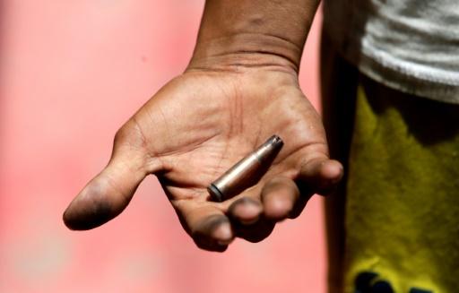Nicaragua : des francs-tireurs formés pour tuer, terreur des manifestants