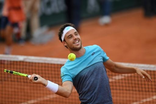 Roland Garros: Marco Cecchinato, de la galère à la lumière