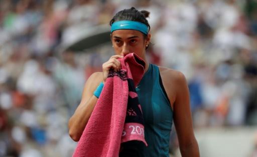 Roland-Garros: le rêve évanoui de Caroline Garcia