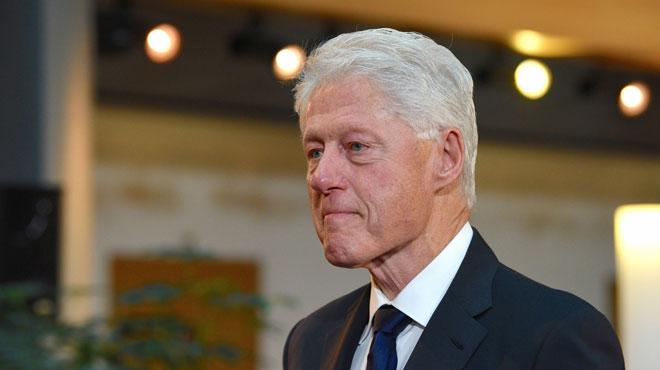 Bill Clinton évoque l'affaire Lewinsky: