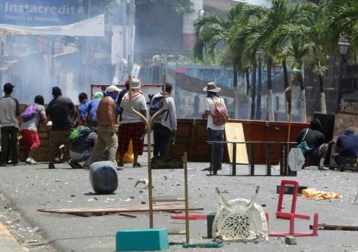 Manifestations au Nicaragua : cinq morts, le gouvernement appelle au dialogue