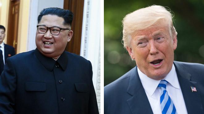 Les points communs de Donald Trump et Kim Jong Un qui se feront face le 12 juin prochain