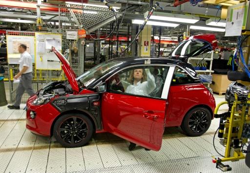 Automobile: l'électrification pourrait coûter 75.000 emplois en Allemagne