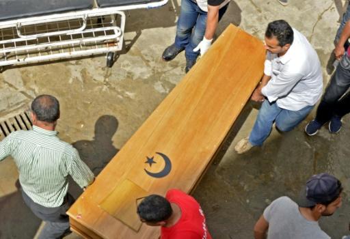 Migrants morts au large de la Tunisie: le bilan passe à 55 décès