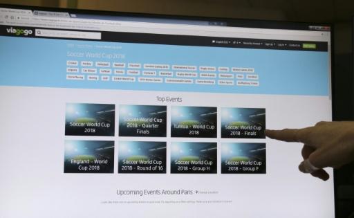 Mondial-2018: la FIFA dépose plainte contre le site de revente de billets Viagogo