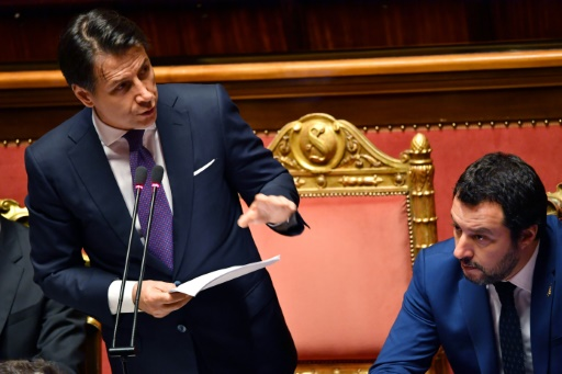 Italie: Conte favorable à la réduction de la dette, mais à travers la croissance