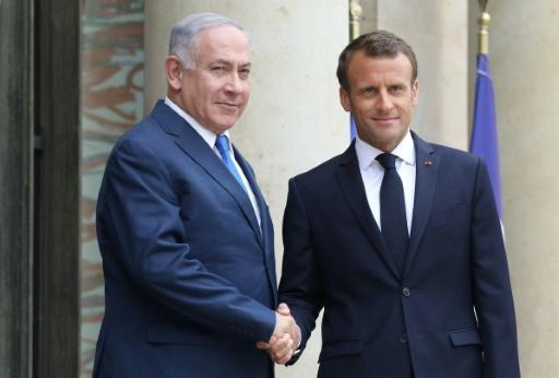Iran : Netanyahu et Macron campent sur leurs positions