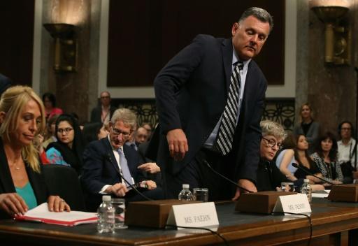 Gymnastique: dans l'affaire Nassar, l'ancien président de la Fédération américaine accusé d'inaction